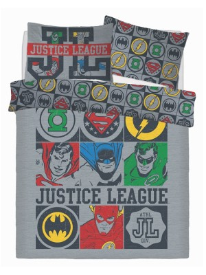 JUSTICE LEAGUE VINTAGE ICONS